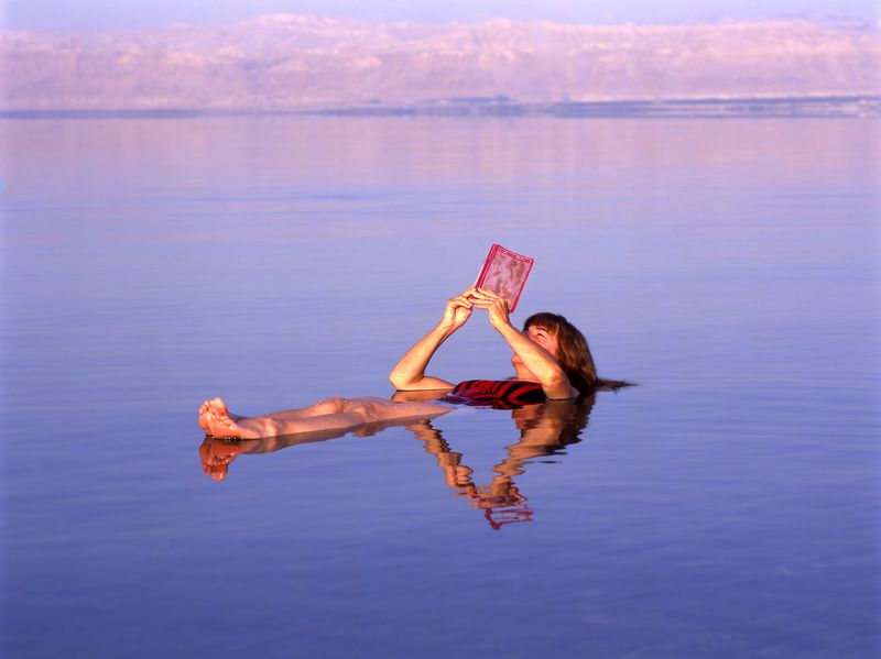 MEDICAL WELLNESS TOUR AT THE DEAD SEA